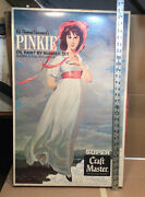 Vintage Craft Master Pinkie Oil Paint By Numbers Kit Sir Thomas Lawrence's 1969