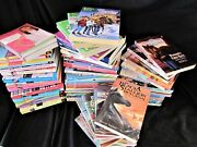 Lot Of 72 Books The Saddle Club, The Black Stallion, Thoroughbred And Clique