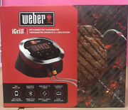 New Weber Igrill 2 Digital Wifi Meat Thermometer 7203 -2163