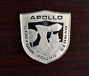 Apollo X May 18th 1969 Franklin Mint Sterling Proof Space Flight Medal Emblem