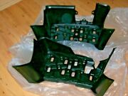 Yamaha Grizzly 550 And 700 Right And Left Plastic Footwells, Floor Boards 08-11