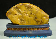7 Old Chinese Tianhuang Shoushan Stone Carved Mountain Figures Seal Stamp
