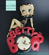Extremely Rare Betty Boop Wall Clock. King Features.