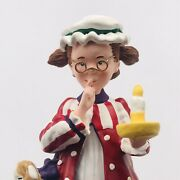 Department Dept 56 All Through The House Mary Jo Figurine 9306-8-a