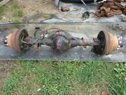 96 97 98 99 Dodge 3500 3.54 Rear Axle For Cab And Chassis Truck Type Only Drw