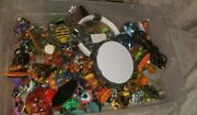 Skylanders Lot Of 50 Action Figures/game/portal Of Power/ With Cars