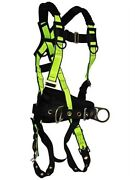 Fall Safe Fs170 Ceco-xl Construction Safety Harness New