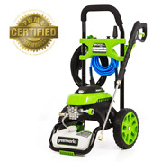 Greenworks 2000-psi 1.2-gpm Cold Water Electric Pressure Washer 1108