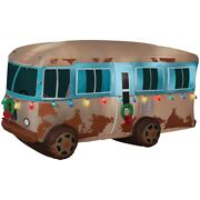 Christmas Vacation Cousin Eddie Camper Rv Christmas Airblown Inflatable