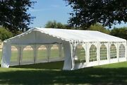 40'x20' Budget Pe Party Wedding Tent Shelter Canopy