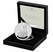 2022 Great Britain Royal Tudor Beasts Seymour Panther 1 Oz Silver Andpound2 Presale