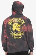 Sold Out Tie Dye Harry Potter Hogwarts House Crest Hoodie Gryffindor Nwt L