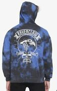 Sold Out Tie Dye Harry Potter Hogwarts House Crest Hoodie Ravenclaw Nwt Xl