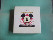2015 Niue 100 1kg .999 Silver Coin Disney Mickey Mouse Steamboat Willie Limited