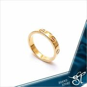Mini Love 18k Pink Gold Us Size 5 1/4 From Japan Fast Shipping Fedex