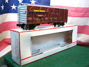 Petersen Supply Atlas Os-101 Up Union Pacific O Scale Stock Car 42007 Mib New