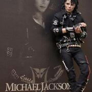 Hot Toys Michael Jackson Bad Version Figure 1/6 Micon Dx Doll From Japan Used