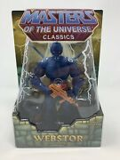 Masters Of The Universe Classics Webstor