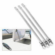 3 X Durable Stainless Steel Boat Marine Hatch Adjuster 20lb Deck Hardware