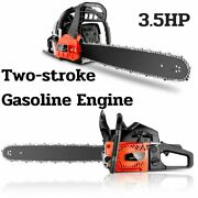 58cc/62cc 3.5hp Gasoline Powered Chainsaw With 2 Stroke Engine High-quality Auto