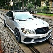 Mercedes S Class W221 Light Version Black Series Full Kits Complets Carrosserie