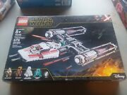 New Lego Star Wars 75249 Resistance Y-wing Starfighter 8+ 578 Pcs Neww Sealed