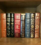 Easton Press Library Of The Presidents Collection In 46 Volumes - Never Read