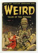 Weird Tales Of The Future 3 Gd 2.0 1952