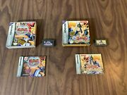 Yu-gi-oh The Sacred Cards+the Eternal Duelist Soul Gameboy Advance Gba Lot