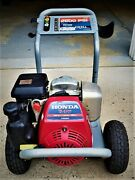 Excel 2400 Psi Pressure Washer, Honda 5.0 Hp Engine. Giant Gxh2525a-111h Pump