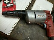 Milwaukee Electrical Tools 6783-1. 6 Used Speed Drywall Chuck P2r .exc Working