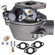 Carburetor Carby Aftermarket Fit For Ford Tractor 2n 8n 9n For 8n9510c, Tsx241b