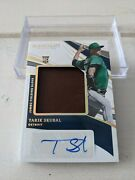 Immaculate Collection Tyler Skubal Glove Relic Auto 7/10. 4 Topps Base Rcs