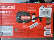 Craftsman Cmepw1700 Electric Cold Water Pressure Washer 1.2gpm Cmp052858