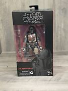 Hasbro E6959as00 Star Wars The Black Series 6and039and039 The Mandalorian Figure