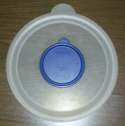 Tupperware 2-piece 9.5 Round Seal 3583 For Mix N Store 12 Cup Batter Bowl
