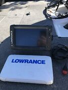 Lowrance Elite 9 Ti 2 Fishfinder With 3 And 1 Totalscan Transducer