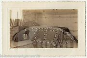 Lovely Homemade Quilt Bedspread Interior Decorating Antique Snapshot Photo