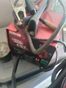 Used Lincoln Electric Weld Pak Hd Mig Welder