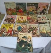 Vtg Huge Lot 13 Mexican Golden Age Tim And Stud Brick Bradford Paquito 30and039s