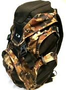 Rare Camo Tactical Backpack Large Camouflage Hiking Bug Out Bag Pack
