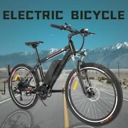 Electric Mountain Bike 250w/350w/500w E-bike 16and039and039/26and039and039 Bicycle Datingandcommute