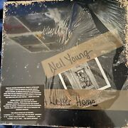Neil Young A Letter Home Third Man Records Box 2lp +7 6 Vinyls +cd+dvd+book