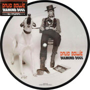 David Bowie Diamond Dogs 40th Anniversary Picture Disc 7 Vinyl Brand New