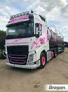 Roof Bar + Leds + Led Spots + Beacons To Fit Volvo Fh Series 2 3 Globetrotter Xl