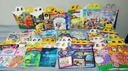 Vintage 70and039s 80andrsquos And 90andrsquos Lot Of Mcdonaldandrsquos Happy Meal Boxes Bags Large Lot