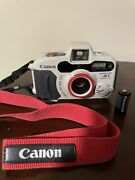 Canon Sure Shot A1 Underwater 35mm Film Camera W/2 Batteries And New Film-works