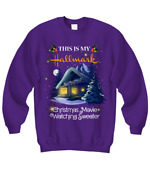 This Is My Hallmark Christmas Movie Watching Sweater Sold Out