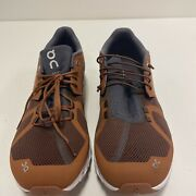 On Cloud Swiss Engineering Men Running Shoes Trainers Size Uk 10