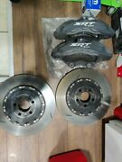 2015-2021 Charger Challenger Hellcat Scat 6 Piston Front Brakes